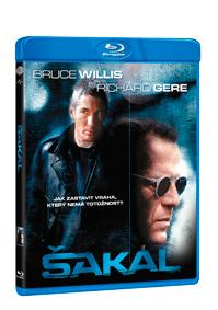 Šakal Blu-ray