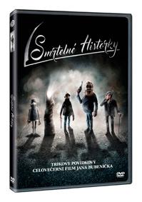 Smrtelné historky DVD