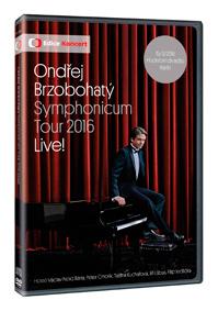 Ondřej Brzobohatý - Symphonicum Tour DVD+CD