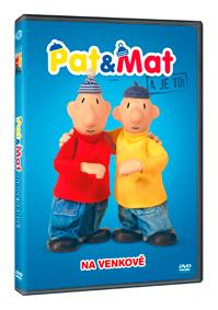 Pat a Mat ...A je to! Na venkově DVD