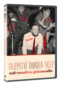 Tajemství Divadla Sklep DVD
