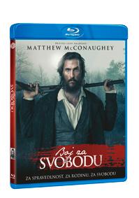 Boj za svobodu Blu-ray