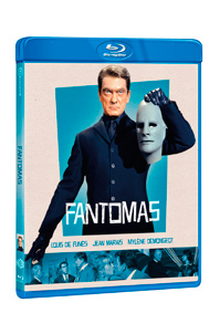 Fantomas Blu-ray