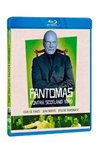 Fantomas kontra Scotland Yard Blu-ray