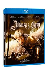 Johanka z Arku Blu-ray