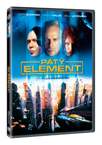 Pátý element DVD