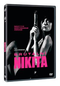 Brutální Nikita DVD