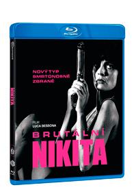 Brutální Nikita Blu-ray