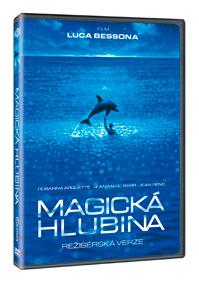Magická hlubina DVD