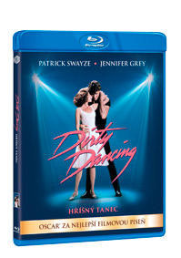 Hříšný tanec Blu-ray