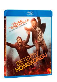 Detektiv z Hongkongu Blu-ray