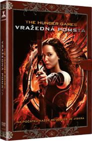 Hunger Games: Vražedná Pomsta - Knižní edice DVD