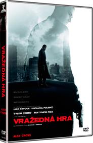 Vražedná hra DVD