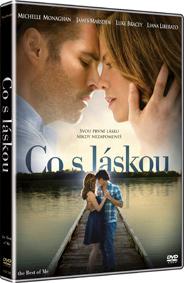 Co s láskou DVD