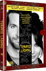 Terapie láskou - Knižní edice DVD