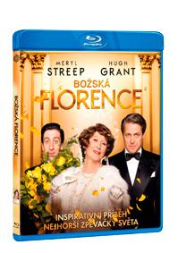Božská Florence Blu-ray