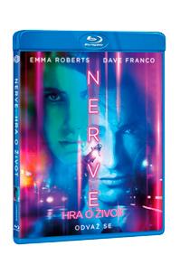 Nerve: Hra o život Blu-ray