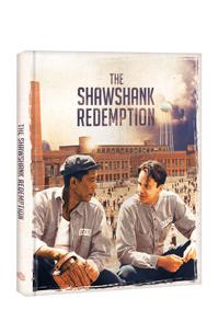 Vykoupení z věznice Shawshank - mediabook - limitovaná edice DVD
