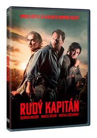 Rudý kapitán DVD