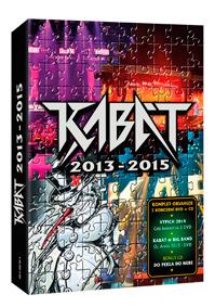 Kabát 2013-2015 3DVD+CD
