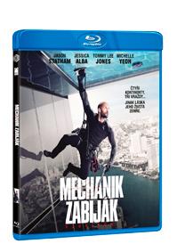 Mechanik zabiják: Vzkříšení Blu-ray