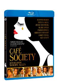 Café Society Blu-ray