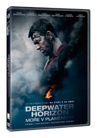 Deepwater Horizon: Moře v plamenech DVD