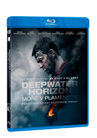 Deepwater Horizon: Moře v plamenech Blu-ray