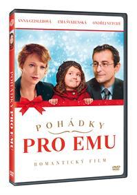 Pohádky pro Emu DVD