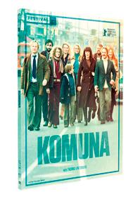 Komuna DVD