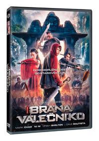 Brána válečníků DVD