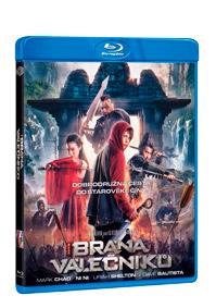 Brána válečníků Blu-ray