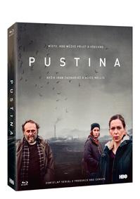 Pustina Blu-ray
