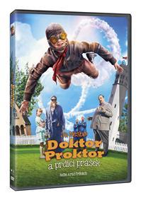 Jo Nesbo: Doktor Proktor a prdící prášek DVD
