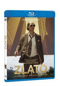 Zlato Blu-ray
