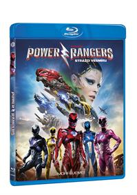 Power Rangers - Strážci vesmíru Blu-ray