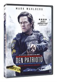 Den patriotů DVD