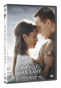 Světlo mezi oceány DVD