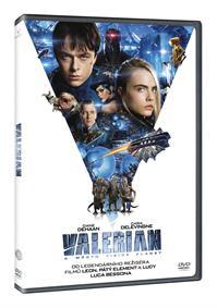 Valerian a město tisíce planet DVD