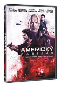 Americký zabiják DVD