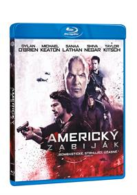 Americký zabiják Blu-ray