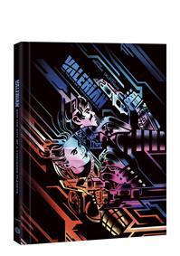 Valerian a město tisíce planet - mediabook DVD