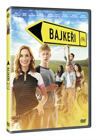 Bajkeři DVD
