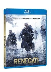 Renegáti Blu-ray