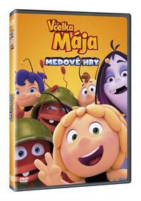 Včelka Mája : Medové hry DVD
