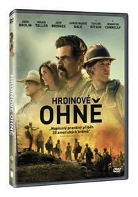 Hrdinové ohně DVD