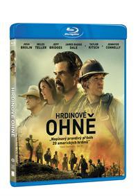 Hrdinové ohně Blu-ray