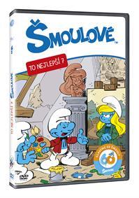 Šmoulové - To nejlepší 7. DVD