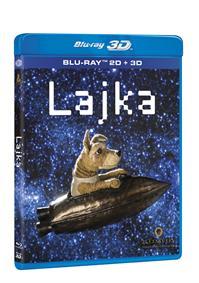 Lajka Blu-ray (3D)