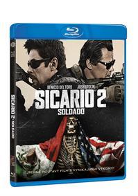 Sicario 2: Soldado Blu-ray